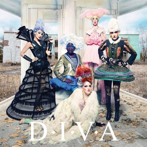 D.I.V.A - D.I.V.A (2017)