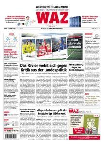 WAZ Westdeutsche Allgemeine Zeitung Oberhausen-Sterkrade - 12. Januar 2018