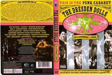 The Dresden Dolls - Live At The Roundhouse London (2007)