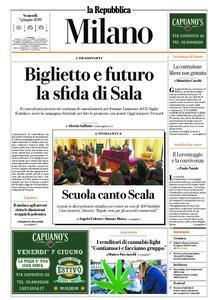 la Repubblica Milano – 07 giugno 2019