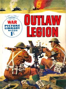 War Picture Library 0256 - Outlaw Legion [1964] (Mr Tweedy