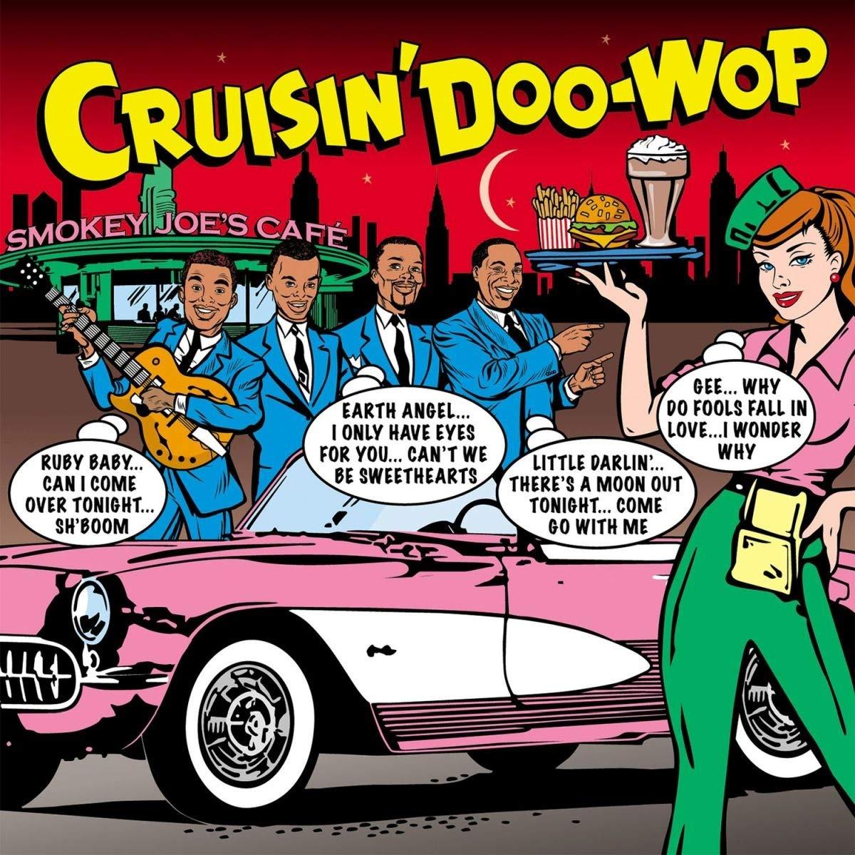 VA - Cruisin' Doo-Wop (3CD, 2019)