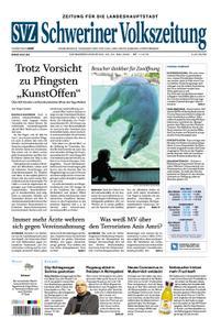 Schweriner Volkszeitung Zeitung für die Landeshauptstadt - 23. Mai 2020