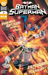Batman - Superman 015 (2021) (Webrip) (The Last Kryptonian-DCP