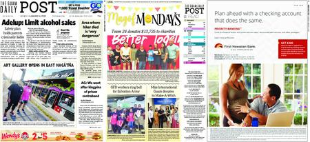The Guam Daily Post – January 06, 2020