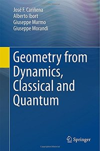 Geometry from Dynamics, Classical and Quantum (Repost)