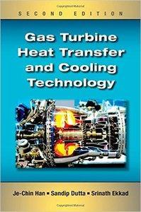 Gas Turbine Heat Transfer and Cooling Technology, Second Edition (repost)