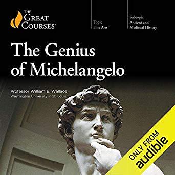 Genius of Michelangelo [Audiobook]