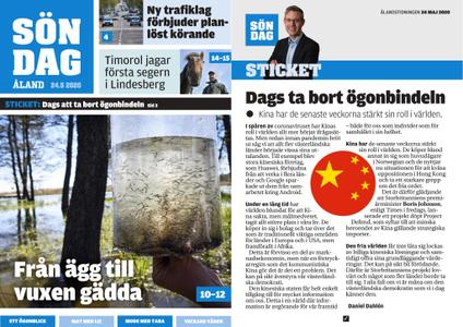 Ålandstidningen – 24 maj 2020