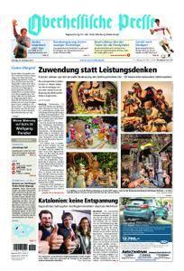 Oberhessische Presse Marburg/Ostkreis - 23. Dezember 2017