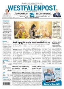 Westfalenpost Wetter - 12. Oktober 2017