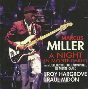 Marcus Miller - A Night In Monte-Carlo (2010) {Dreyfus}