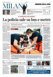 Corriere della Sera Milano – 03 maggio 2020