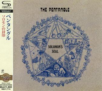 The Pentangle - Solomon's Seal (1972) Japanese Reissue, SHM-CD 2010 [Re-Up]