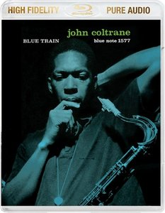 John Coltrane - Blue Train (1957/2015) [BD-Audio Rip 24-bit/192kHz]