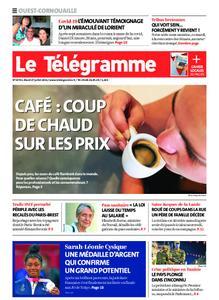 Le Télégramme Ouest Cornouaille – 27 juillet 2021