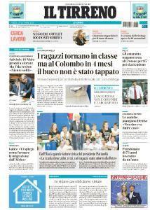 Il Tirreno Livorno - 18 Settembre 2018