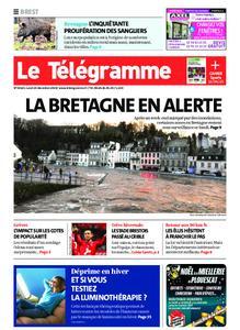 Le Télégramme Brest – 23 décembre 2019