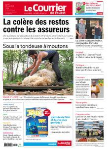 Le Courrier de l'Ouest Angers – 25 mai 2020