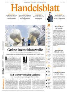 Handelsblatt - 28 Juli 2021