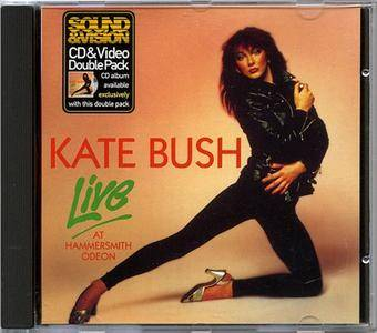 Kate Bush - Live at Hammersmith Odeon 1979 (1994) [Re-Up]