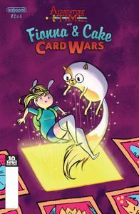 Adventure Time with Fionna & Cake - Card Wars 02 (of 06) (2015) (digital) (Minutemen-Faessla