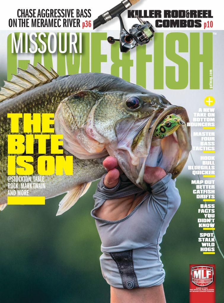 Missouri Game & Fish - May 2019