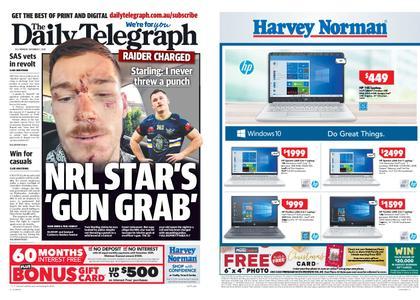 The Daily Telegraph (Sydney) – December 07, 2020