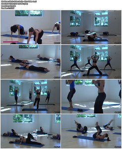 Maria Solon Scally - Plyo Pilates 1