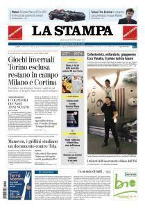 La Stampa Imperia e Sanremo - 19 Settembre 2018