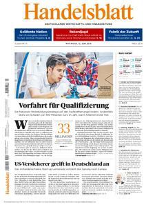 Handelsblatt - 12. Juni 2019