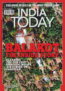 India Today - March 25, 2019