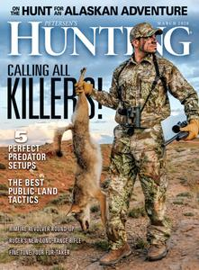 Petersen's Hunting - March 2020