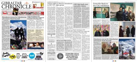 Gibraltar Chronicle – 03 November 2018