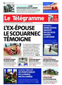 Le Télégramme Guingamp – 04 décembre 2019