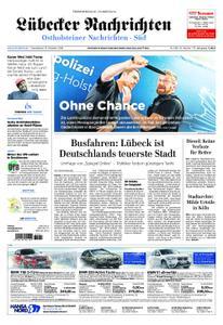 Lübecker Nachrichten Ostholstein Süd - 13. Oktober 2018