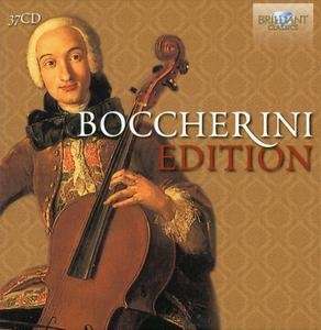 Luigi Boccherini Edition [37CDs] (2012)