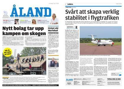 Ålandstidningen – 07 juli 2018