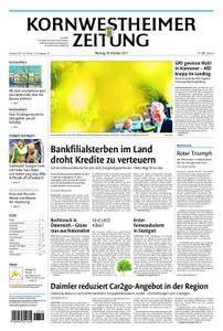 Kornwestheimer Zeitung - 16. Oktober 2017