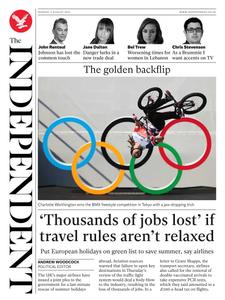 The Independent - 02 August 2021