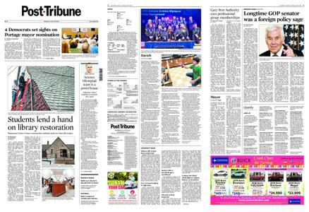 Post-Tribune – April 29, 2019