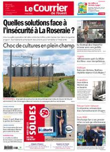 Le Courrier de l'Ouest Angers – 30 juin 2021