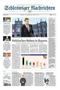 Schleswiger Nachrichten - 15. Oktober 2018