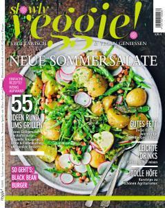 Slowly Veggie Germany - Nr.3 2019