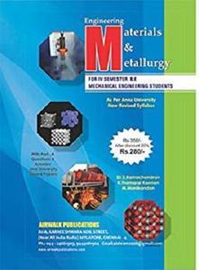 Engineering Materials And Metallurgy