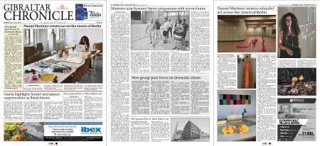 Gibraltar Chronicle – 30 July 2018