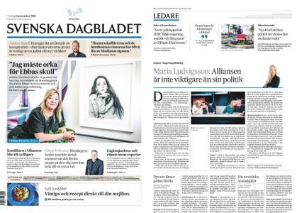 Svenska Dagbladet – 06 november 2018