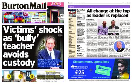Burton Mail – May 20, 2019