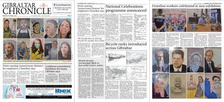 Gibraltar Chronicle – 24 August 2020