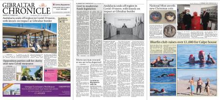 Gibraltar Chronicle – 29 October 2020